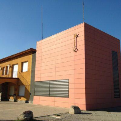 Ampliació de l'arxiu històric de l'Ajuntament de Sant Pere de Vilamajor