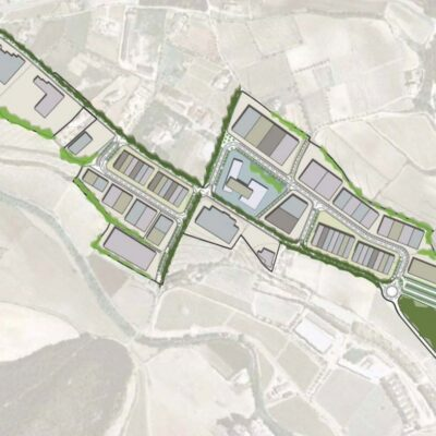Pla Parcial Projecte de Reparcel·lació Serra de Baix  Sant Martí Sarroca