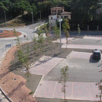 Projecte d'Urbanització UA 2  Vilanova del Vallès