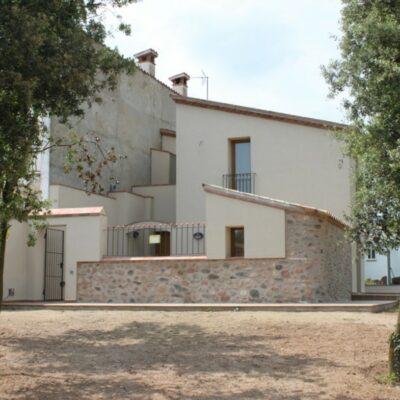 Rehabilitació de la masia de Can Món de Déu de Sant Pere de Vilamajor
